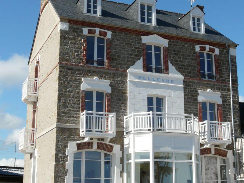 Réhabilitation de l'hôtel Bellevue à St Lunaire