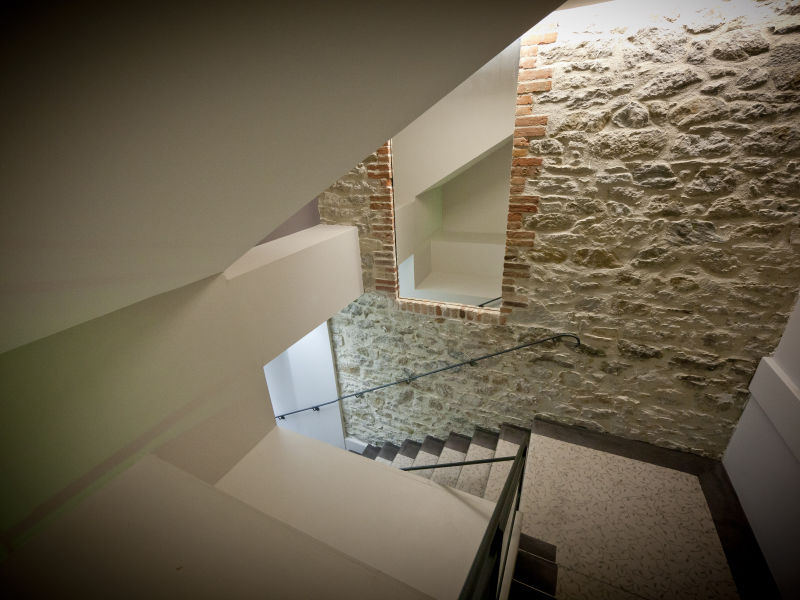 Escaliers hôtel Chateaubriand