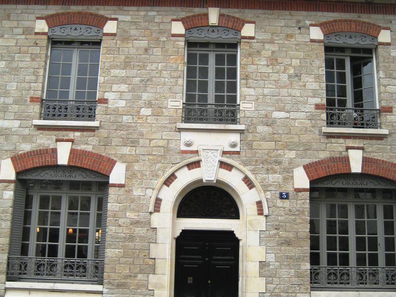 Façade après travaux rue Borderie Rennes