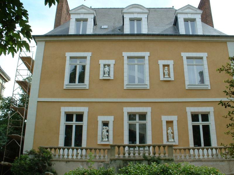 Hôtel particulier Rennes après travaux
