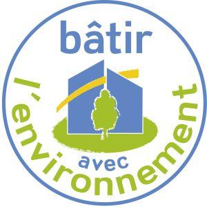 logo Bâtir avec l'environnement oct 2008