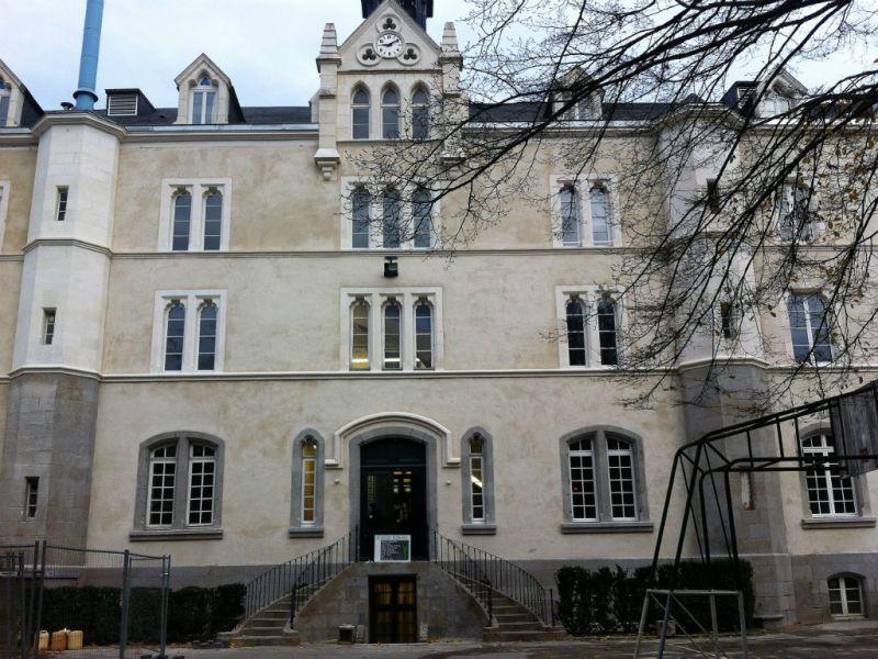 Lycée St Martin Rennes